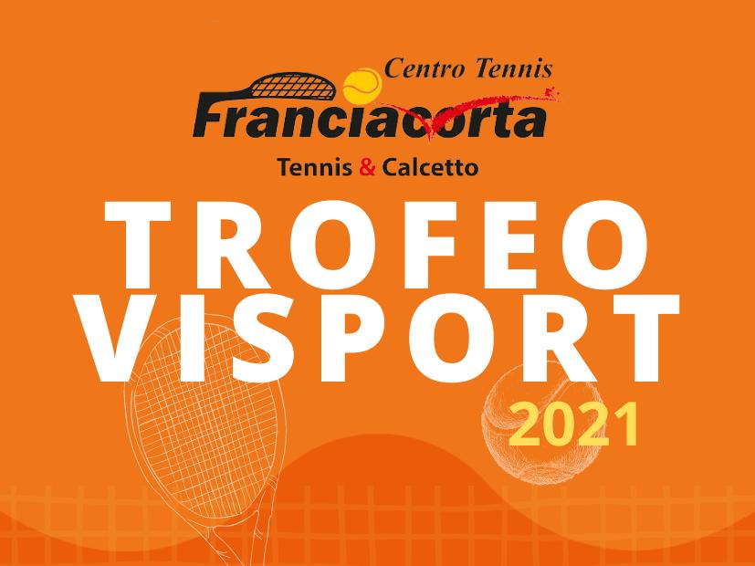 trofeo tennis visport 2021